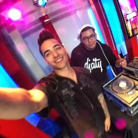 DJ for Maluma